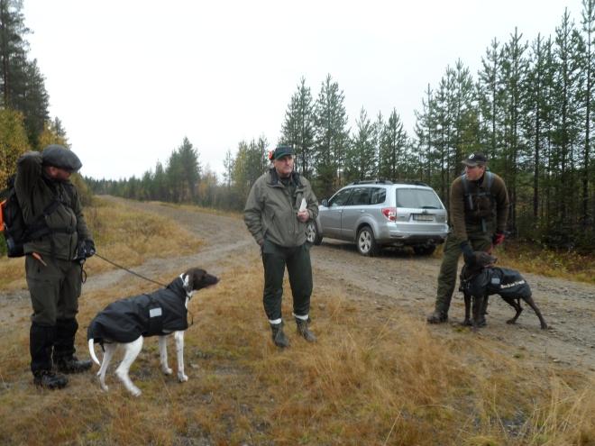 Morgonens genomgång av domaren Robert Lundgren, Piteå.