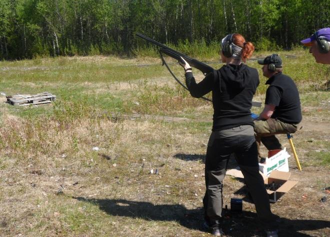 Här stack Leif Schmidt in huvudet i bilden för att se hur jag sköt =)